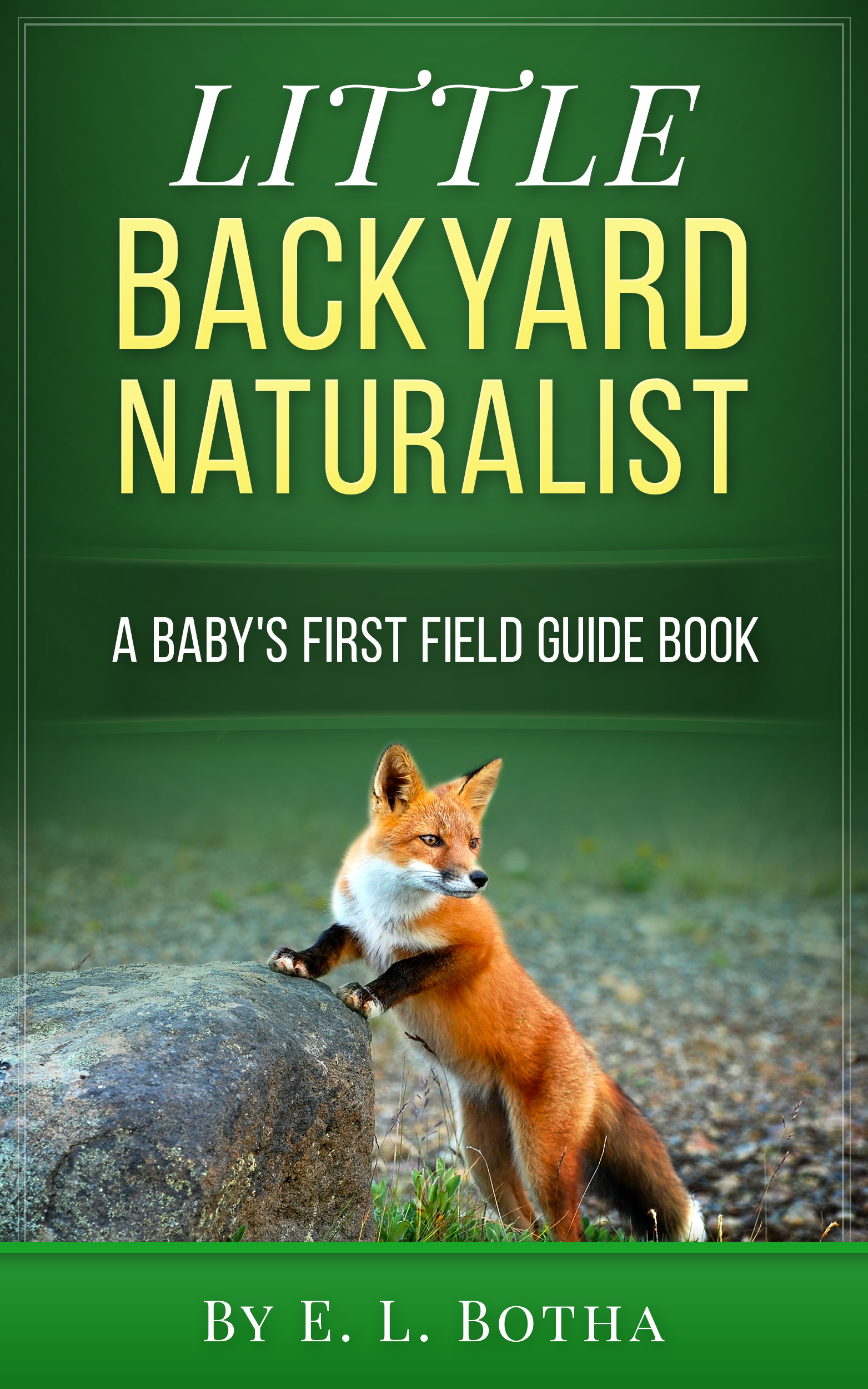 littlebackyardnaturalist e l botha